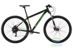 Apollo XPERT 40 - XL 2017 Matte Black/Gloss Fluoro Green/Gloss Black