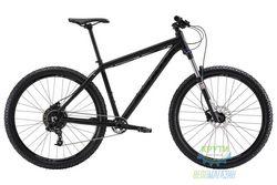 Велосипед 27,5 Apollo Aspire 40 рама - L Matte Black/Gloss Black 2017