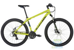 Велосипед 27,5 Apollo Aspire 20 рама - L Gloss Lime/Gloss Black/Gloss Blue 2017
