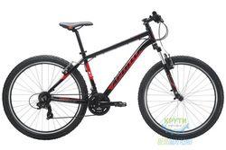 Велосипед 27,5 Apollo Aspire 10 рама - L Gloss Black/Gloss Red/Gloss White 2017