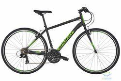 Велосипед 28 Apollo Trace 10 рама - M Matte Black/Matte Green/Matte Charcoal 2017