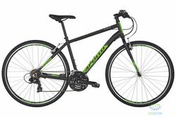 Apollo TRACE 10 - XL 2017 Matte Black/Matte Green/Matte Charcoal