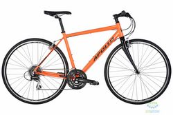 Apollo EXCEED 20 HI VIZ - XL 2017 Gloss Orange/Reflective Black