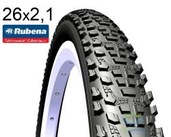 Покрышка 26 x 2.10 (54x559) RUBENA OCELOT V85 Classic черн.