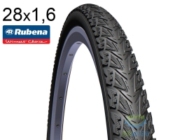 Покрышка 700 x40C (42-622) MITAS (RUBENA) SEPIA V71 Classic черн.