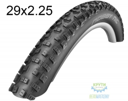 Покрышка 29x2.25 (57-622) Schwalbe NOBBY NIC Performance, Folding