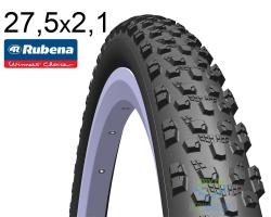 Покрышка 27.5x2.10 (54x584) MITAS (RUBENA) TOMCAT R12 Classic черная