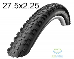 Покрышка 27.5x2.25 650B Schwalbe RACING RALPH Performance, Folding  B/B-SK