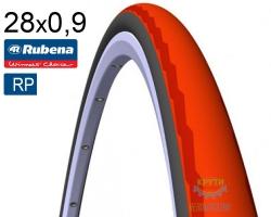 Покрышка 700x23C (23-622) MITAS (RUBENA) PHOENIX R01 Racing Pro черно-красная