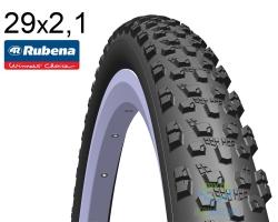 Покрышка 29x2.10 (54x622) MITAS (RUBENA) TOMCAT R12 Classic черная