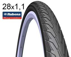 Покрышка 700x28C (28-622) MITAS (RUBENA) FLASH V66 Classic черная