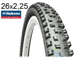 Покрышка 26x2.25 (57x559) MITAS (RUBENA) TRITON R08 Classic черная