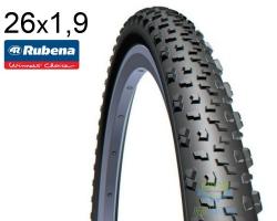 Покрышка 26x1.90 (50x559) MITAS (RUBENA) SAURUS V61 Classic черная