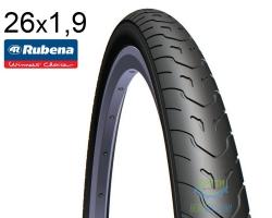 Покрышка 26x1.90 (50x559) MITAS (RUBENA) COBRA V58 Classic черная