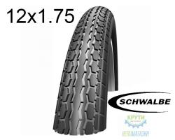 Покрышка 12 1/2x1.75 Schwalbe HS 140 KevlarGuard 47-203 B/B+WL HS140 SBC 50EPI