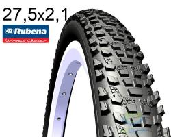 Покрышка 27.5 x 2.10 (54x584) RUBENA OCELOT V85 Classic черн.