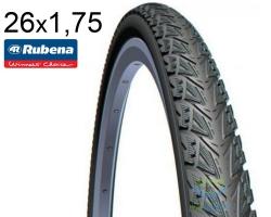 Покрышка 26x1.75*2 (47x559) MITAS (RUBENA) SEPIA V71 Classic черная
