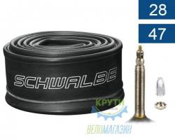 Камера 28 (28/47x622/635) Schwalbe SV17 40мм WP