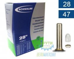 Камера 28 (28/47x622/635) Schwalbe AV17 40мм EK AGV