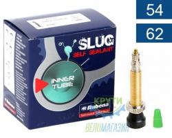 Камера 28+29 x 2.10-2.50 (54/62x622/635) FV 33мм MITAS (RUBENA) Slug self sealant A10F, гель