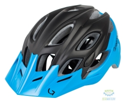 Шлем Green Cycle Enduro размер 54-58см черно-синий