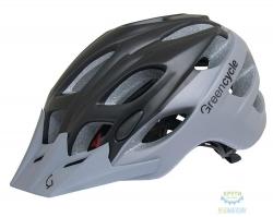 Шлем Green Cycle Enduro размер 54-58см черно-серый
