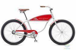 "Велосипед 24"" Schwinn Miscreant 2016 silver"