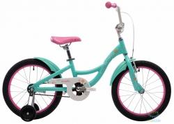 Велосипед 18&quot Pride Amelia Мятно-розовый Лак 2017