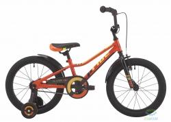 Велосипед 18 Pride Oliver оранжевый/жёлтый/черный 2018
