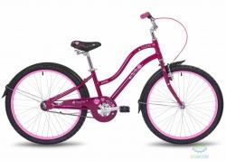 Велосипед 24 Pride Sophie Бордовый Лак 2017