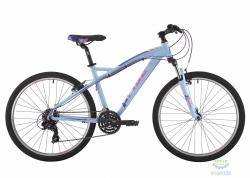 Велосипед 26&quot Pride Stella 2.0 рама - 18 светло-голубой/малиновый/фиолетовый 2017