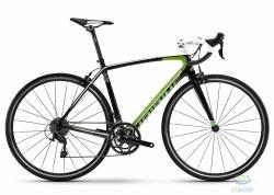 Велосипед Haibike Challenge 8.20 28, рама 52см, черно-зеленый, 2016