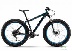 Велосипед Haibike Fatcurve 6.20 26&quot, рама 50см, черно-синий, 2016
