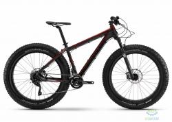 Велосипед Haibike Fatcurve 6.30 26&quot, рама 46см, черно-красный, 2016