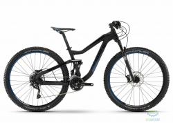 Велосипед Haibike Q.XC 9.10 29&quot, рама 50см, black, 2016