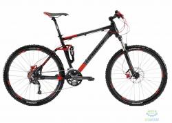 Велосипед Haibike Attack FS 26 47см, 2014