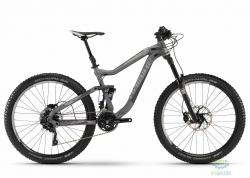 Велосипед Haibike Q.EN 7.10 27.5, рама 43см, graphit, 2016
