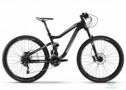 Велосипед Haibike Q.XC 7.10 27.5, рама 45см, black, 2016