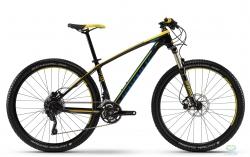Велосипед Haibike Freed 7.10 27.5, рама 45см, черно-желтый, 2016