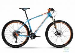 Велосипед Haibike Freed 7.50 27.5, рама 50см, cyan, 2016