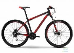 Велосипед Haibike Edition 7.30, 27.5&quot,  рама 40, черно-красный