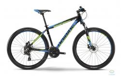 Велосипед Haibike Edition 7.20, 27.5,  рама 35, черно-синий