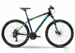 Велосипед Haibike Edition 7.20, 27.5,  рама 45, черно-синий