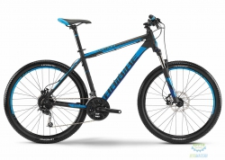 Велосипед Haibike Edition 7.40, 27.5&quot,  рама 50, черно-синий