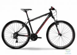 Велосипед Haibike Edition 7.10, 27.5,  рама 40, black