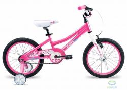 Велосипед 16 Apollo Neo girls 2017 Gloss Pink / Gloss White