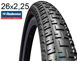 Покрышка 26 x 2,25 (57-559) MITAS (RUBENA) DEFENDER SPEED R11 Sport Max черная