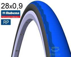 Покрышка 700x23C (23-622) MITAS (RUBENA) PHOENIX R01 Racing Pro черно-синяя