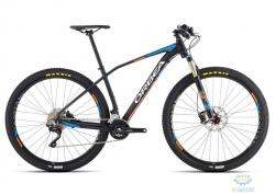 Велосипед Orbea ALMA 27 H30 M Blue-Orange 2016
