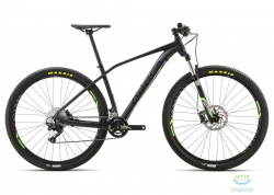 Велосипед Orbea ALMA 29 H30 L Black-green 2017